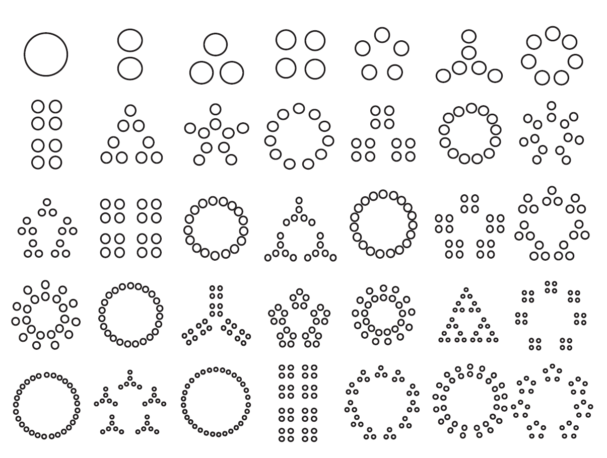 Image result for number visuals youcubed